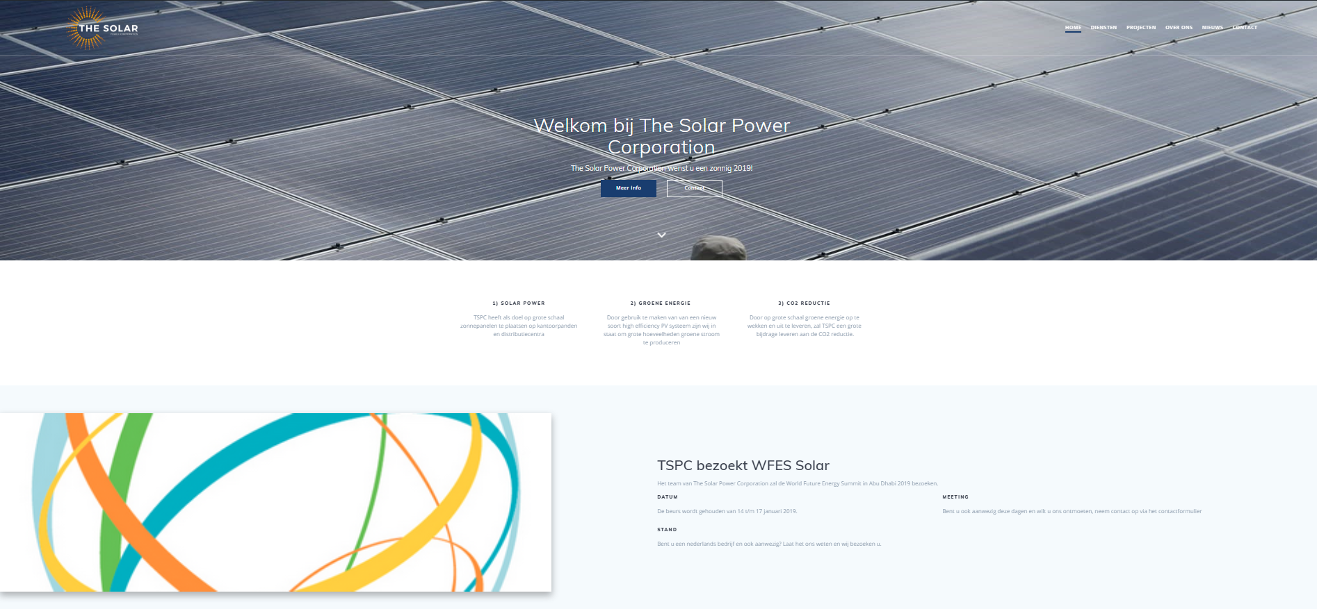 The Solar Power Corporation by eConcepts Europe